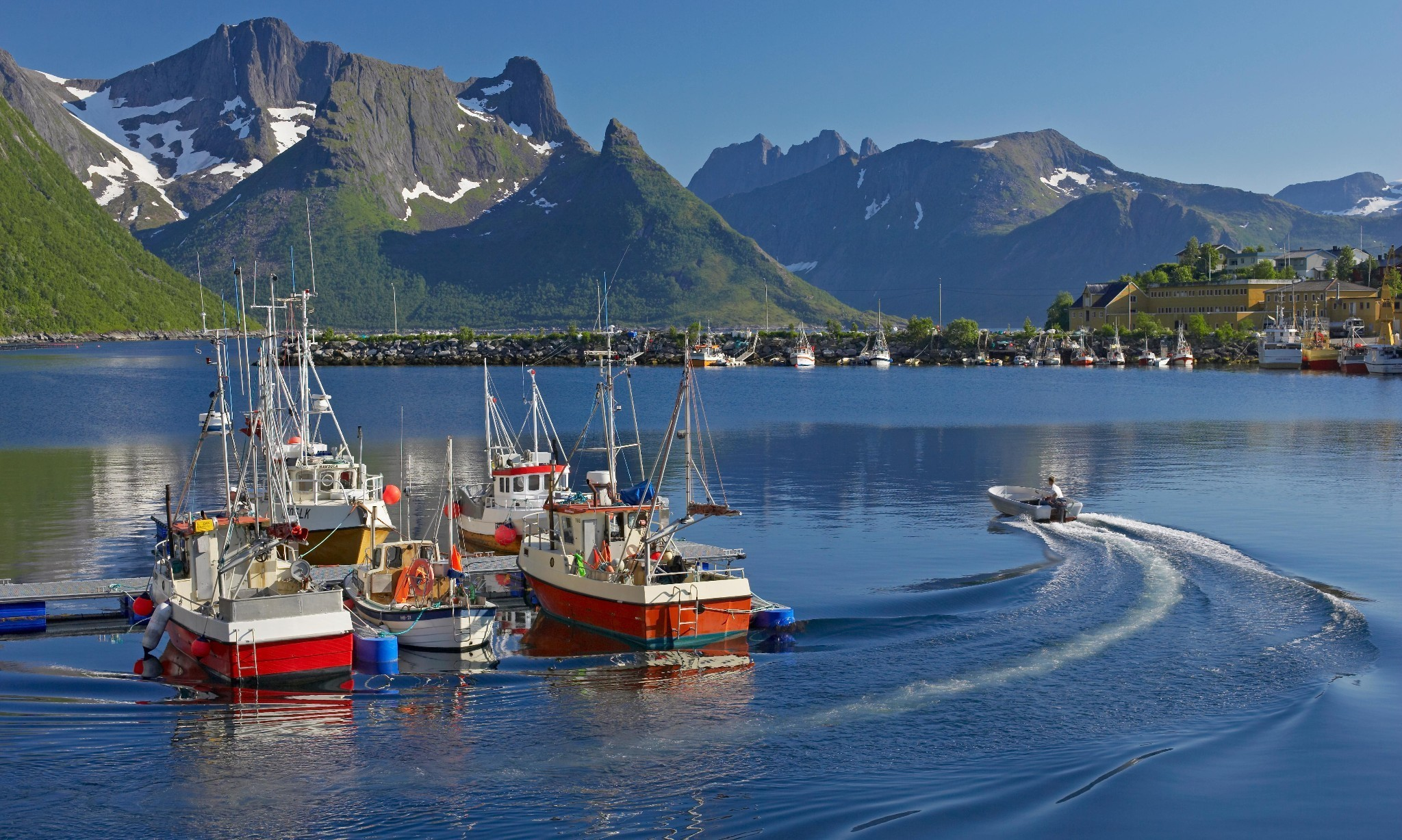 High and mighty: a cycling break on Senja island, Norway