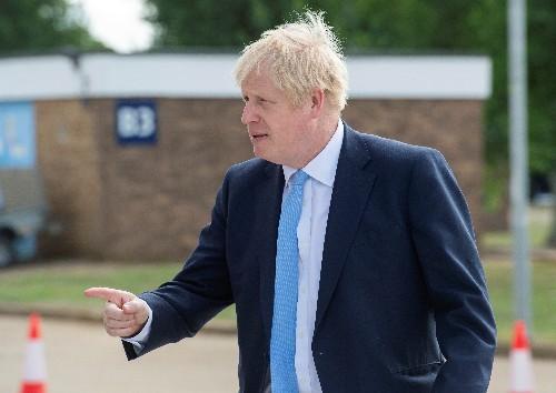 Brexit-Fronten vor Johnson-Besuch bei Merkel verhärtet