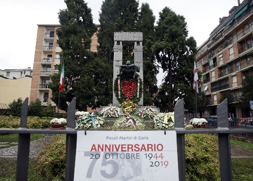 Milan seeks US apology for WWII bomb that killed children