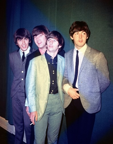 See: The Fab Four's First US Visit