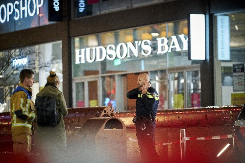 The Latest: Victims in Hague stabbing released from hospital