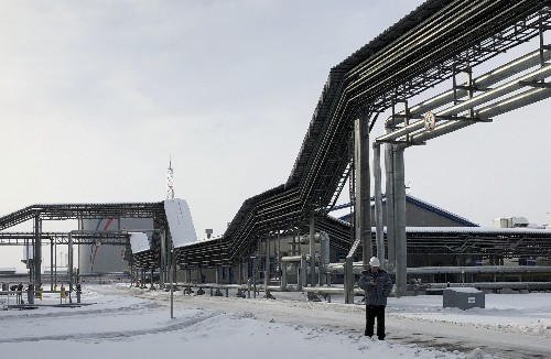 In limbo: the dirty Russian oil no one wants to pay for