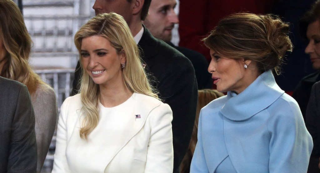 Hidden stars: Melania and Ivanka Trump are well-liked, poll finds