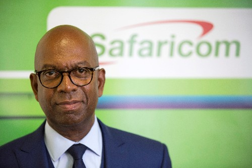 Safaricom CEO to leave as row erupts over successor - sources