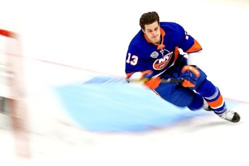 NHL All-Star Skills: Barzal nips McDavid to win Fastest Skater