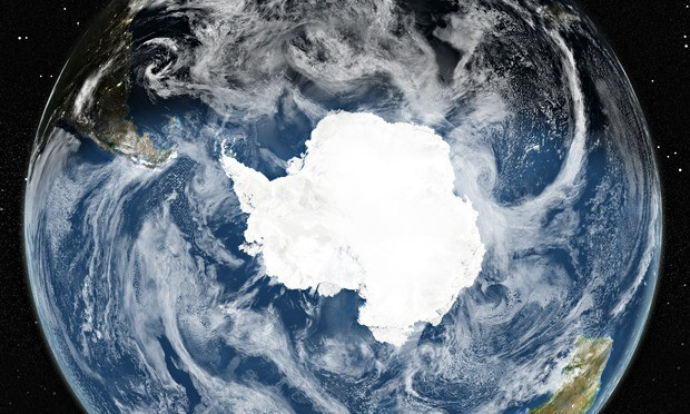 Why is Antarctic sea ice at record levels despite global warming?