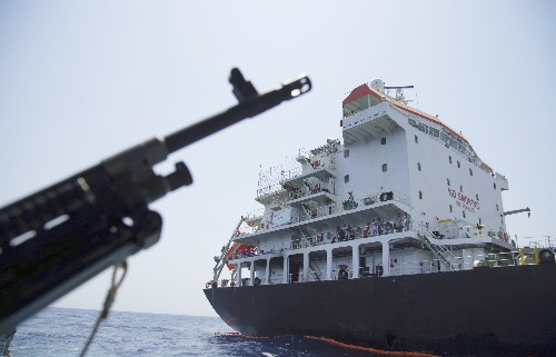 New US-led patrols in Persian Gulf raise stakes with Iran