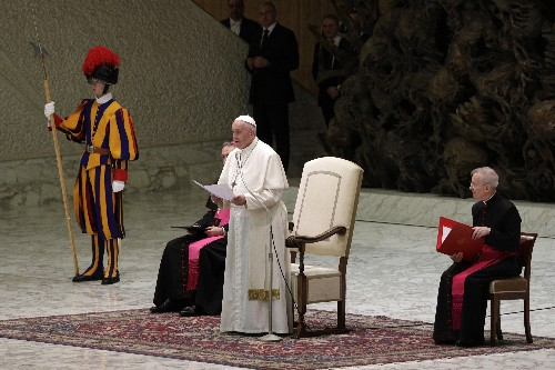 Pope denounces 'rigidity' as he warns of Christian decline