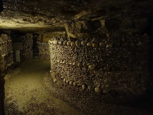 Step inside the Catacombs, Paris' most bizarre tourist attraction