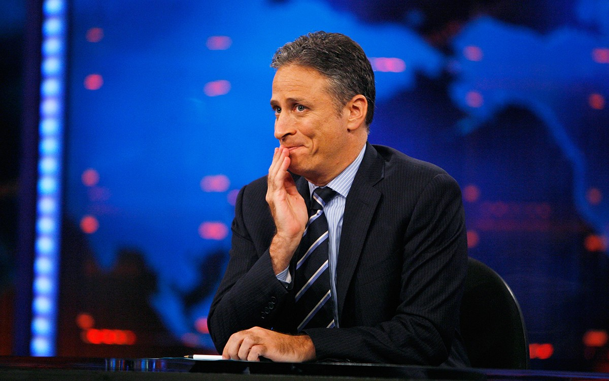 The Week in Review: Jon Stewart Gets Ready to Exit