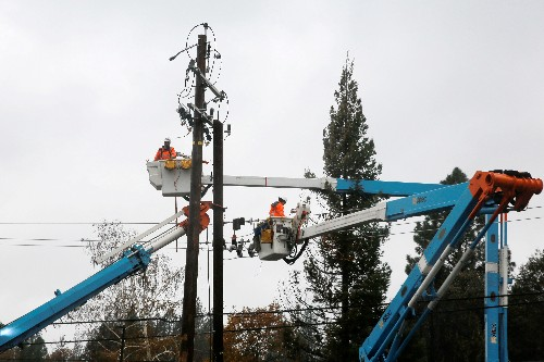 PG&E noteholders, wildfire victims file formal reorganization plan