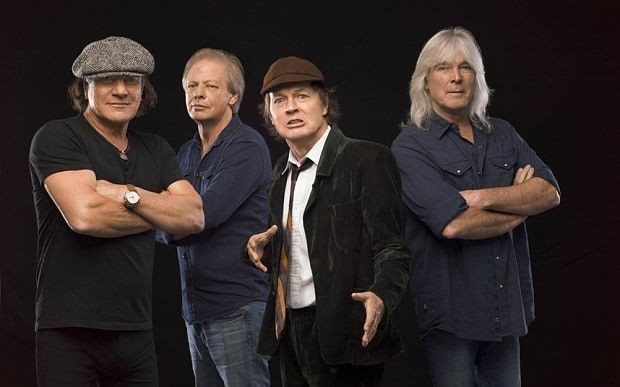 AC/DC, Rock or Bust, review: 'vertebrae-jolting stuff'