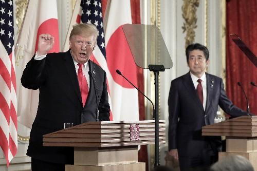 Trump dice no estar preocupado por misiles norcoreanos