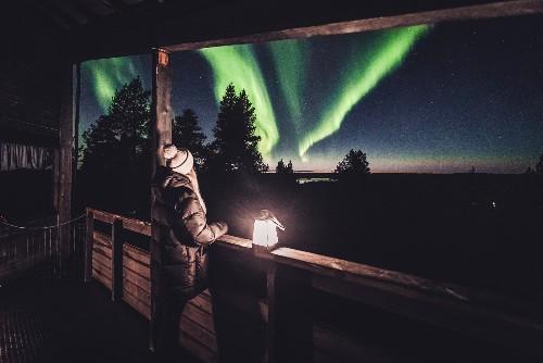 Spectacular Aurora Borealis Show in Pictures