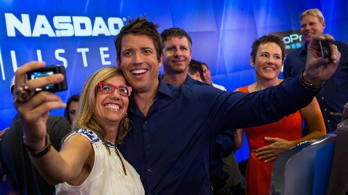 """GoPro's Nick Woodman On Life As Head Of A Public Company And Microsoft's """"Mistake"""""""