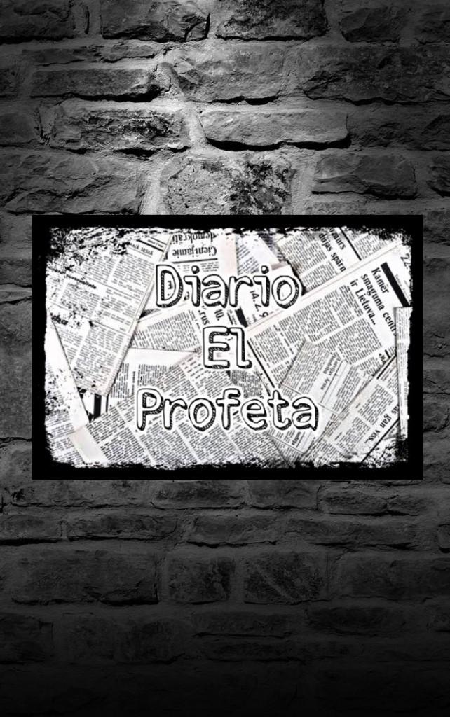 Diario El Profeta  - Magazine cover