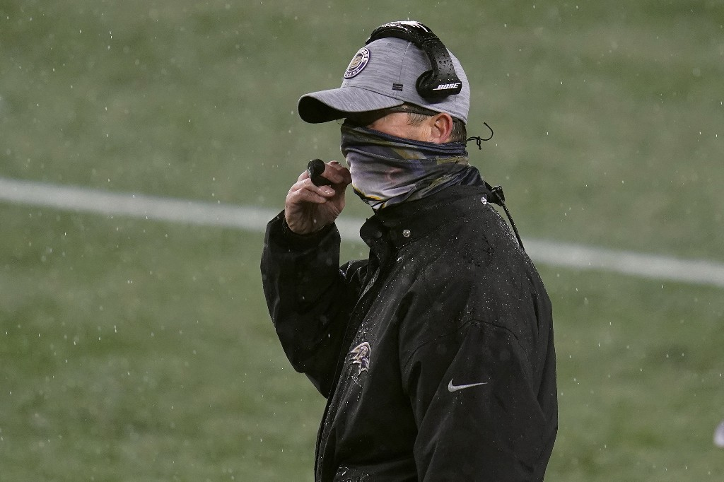 Ravaged by COVID-19, Ravens face issues beyond new schedule