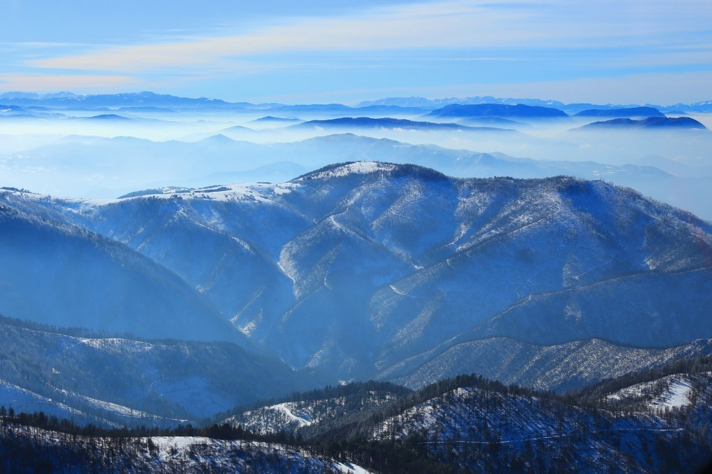 Western Serbia's winter wonderland
