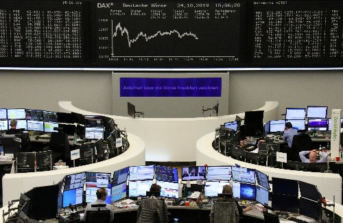Clôture positive en Europe, tendance plus mitigée à Wall Street