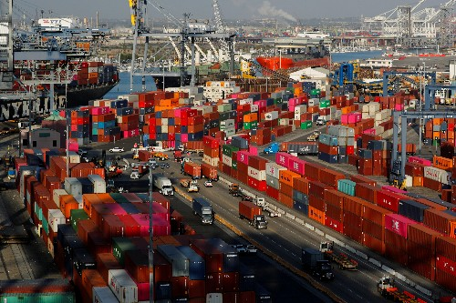 U.S. GDP first-quarter growth unrevised at 3.1%