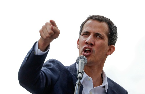 In a month, Venezuela's Guaido emerged from obscurity to challenge Maduro