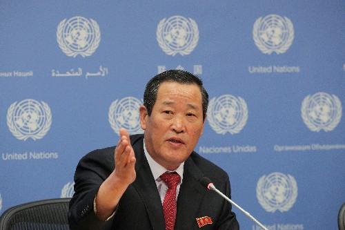 North Korea steps up campaign for U.S. to return seized ship
