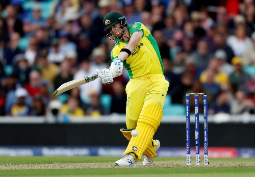 Cricket: Australia's Smith takes batting obsession to shower