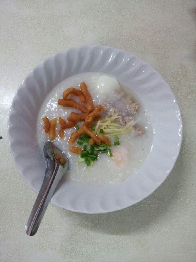 Jok Moo - delicious Thai breakfast