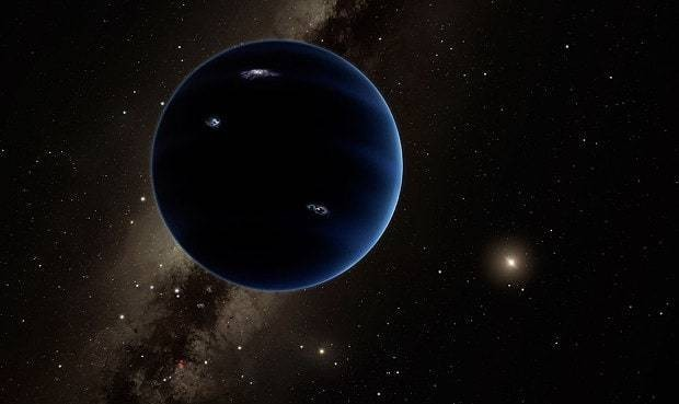 Evidence of huge ninth planet found in solar system
