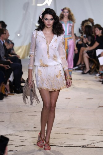 Kendall Jenner Rocks New York Fashion Week: Photos
