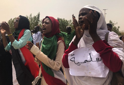 In new Sudan, women want more freedom, bigger political role