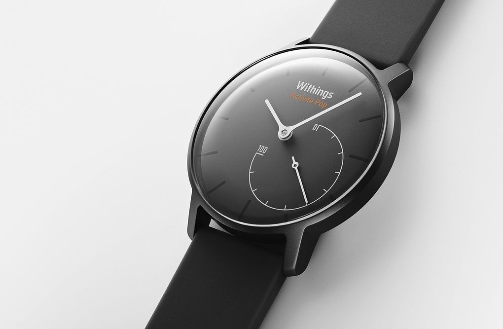 Meet the Withings Activité Pop: a $150 health tracking watch
