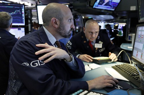 Markets Right Now: Stocks turn higher as Fed sees no hikes