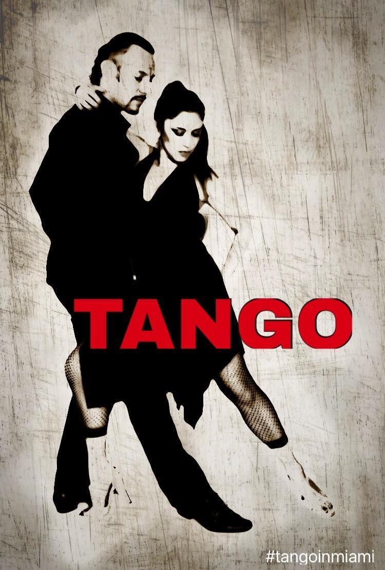 Every Thursday @8pm Free Tango Classes and Milonga at Cayena Restaurant 923 Brickell Ave. Miami fl 33131 www.diegosantanatango.com