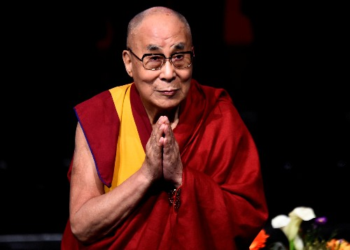 Dalai Lama nears full recovery from chest infection