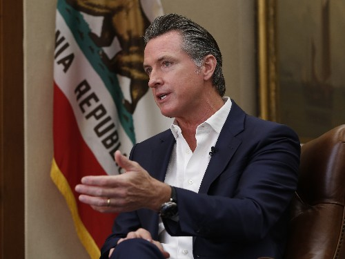 California relishes role as liberal trendsetter, Trump foe