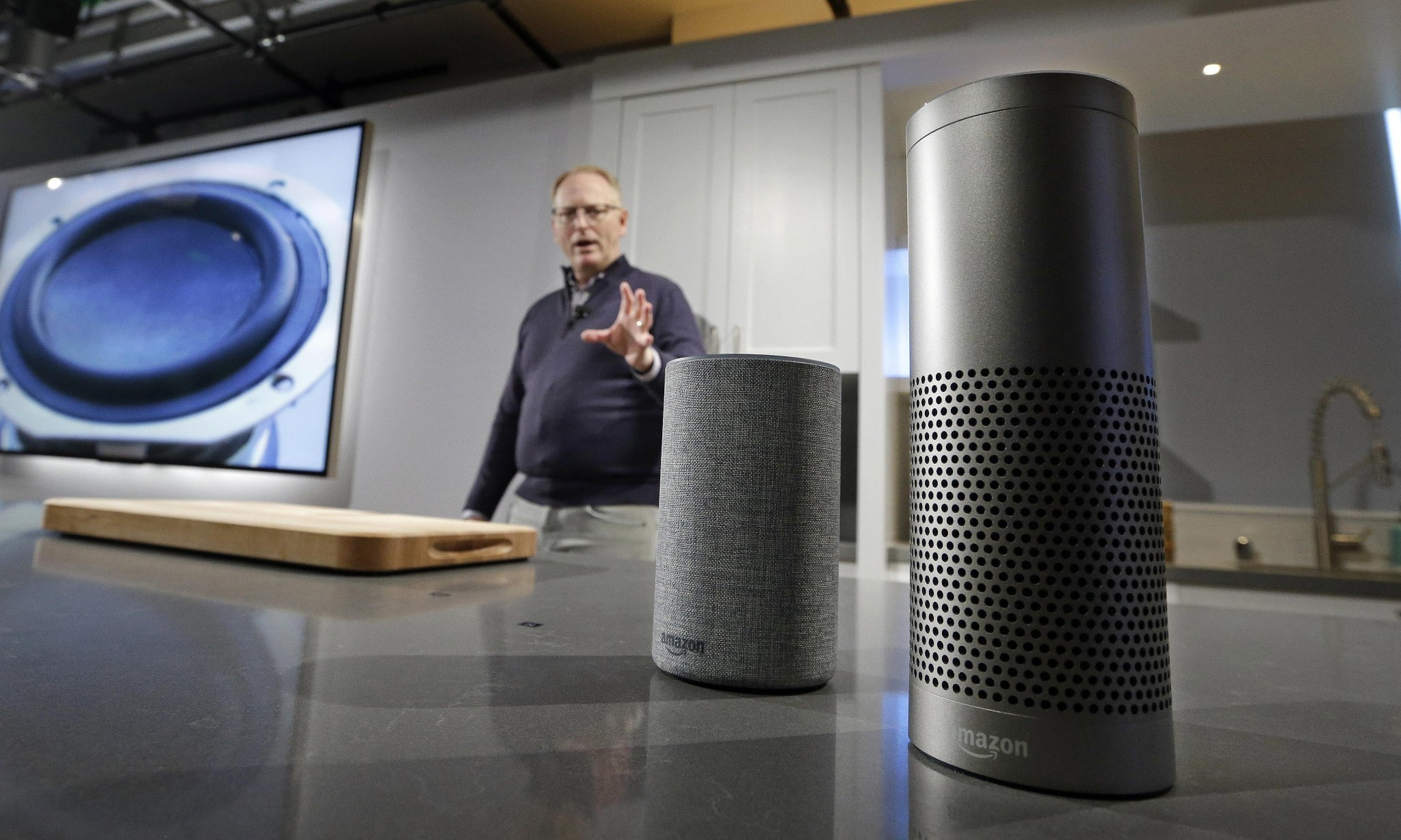 Amazon's latest Alexa devices ready to extend company's reach into your home