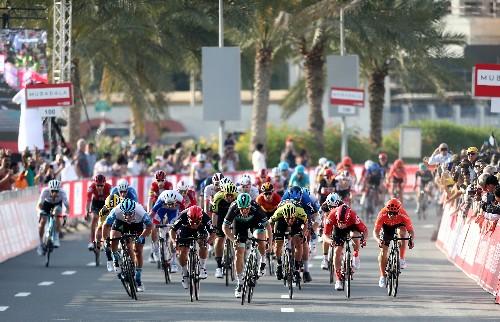 Cycling: UAE Tour canceled after positive coronavirus tests