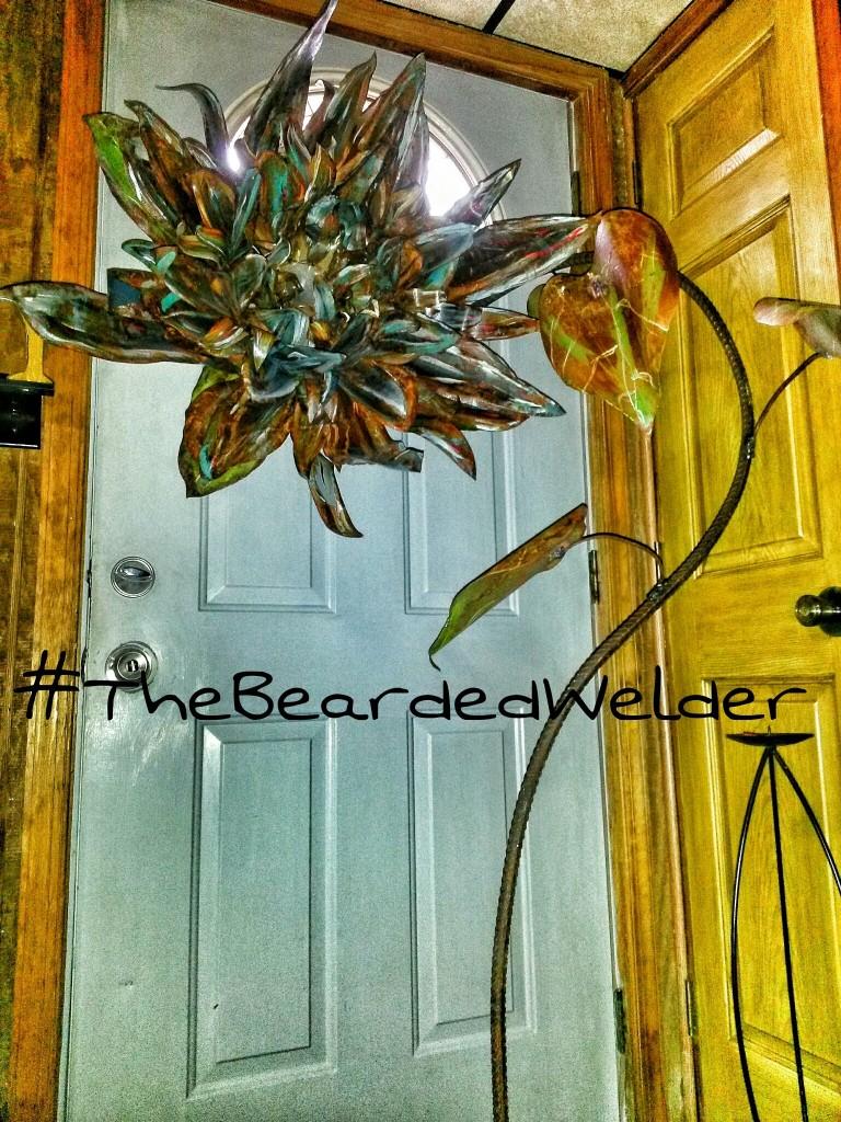 The Bearded Welder - Magazine cover