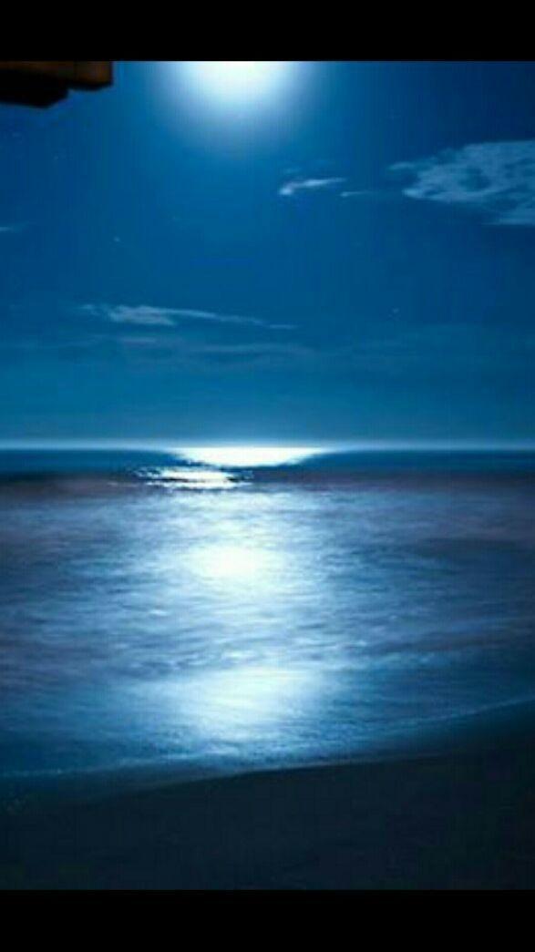 Guarda que luna... Guarda que mare...