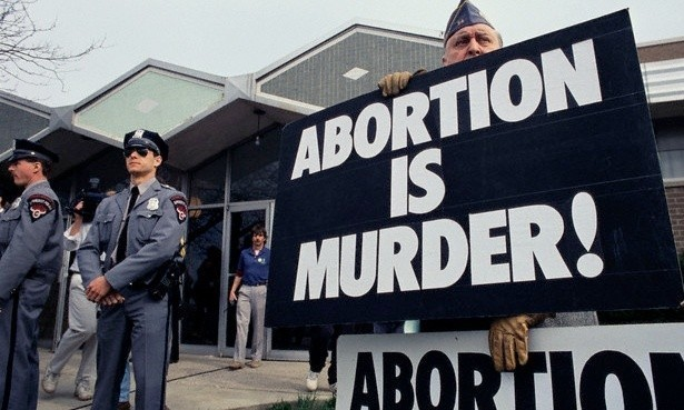 Those who decry both abortion and gun control are anti-woman, not pro-life