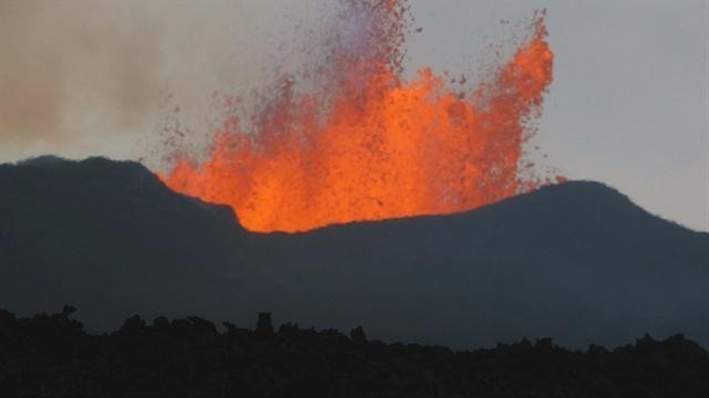 Icelandic Eruption Spews Record-Breaking Amounts of Lava, With No Signs of Slowing