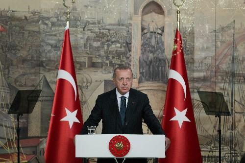 Turkey's Erdogan says Trump may visit in July: report