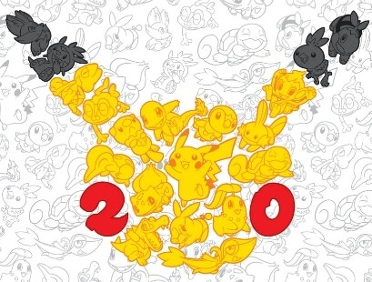 Pokemon - Magazine cover