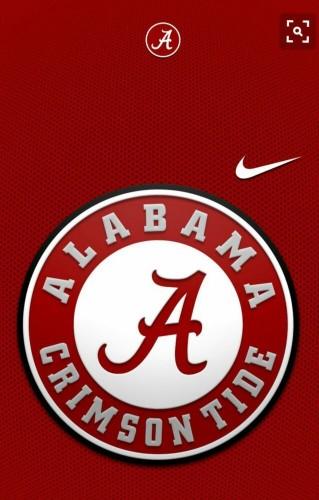 Alabama Football (Roll Tide!!!!) - Magazine cover