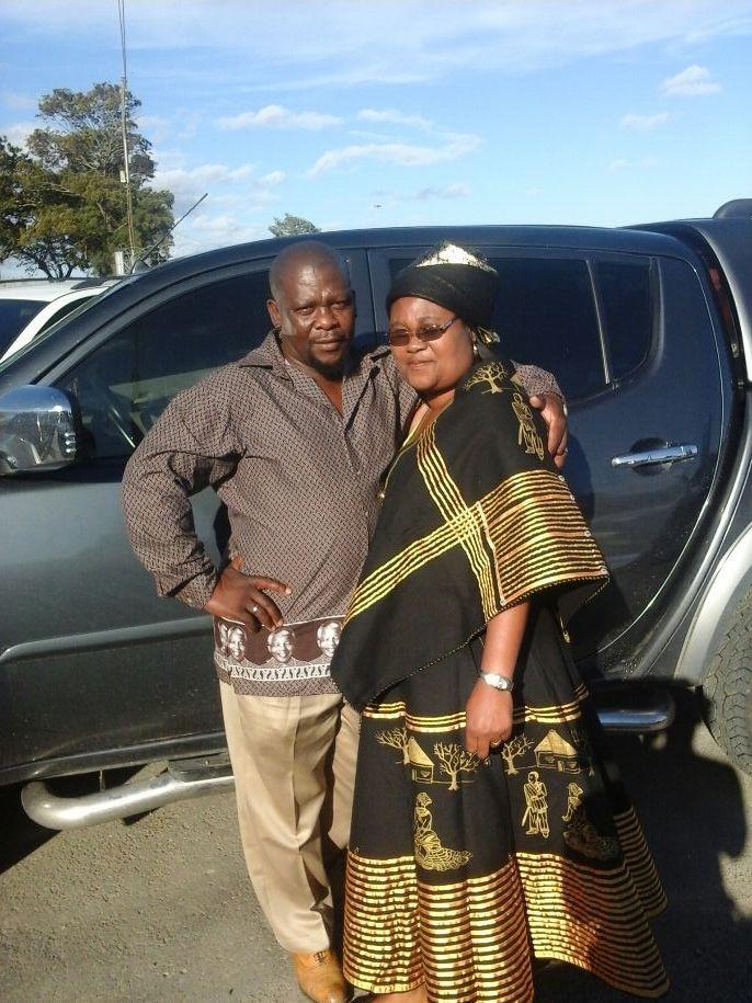 its me & my husband