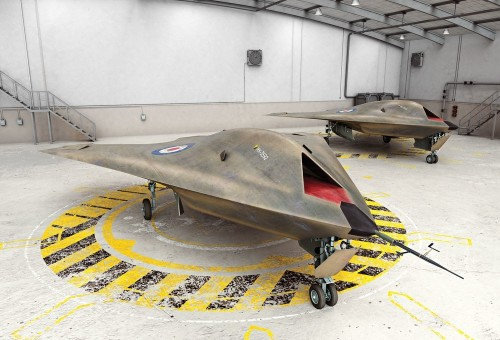Inside The New Stealth Arsenal