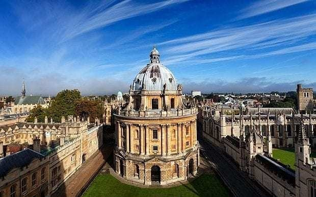 Poor pupils 'more likely' to get an Oxford interview, says head of admissions