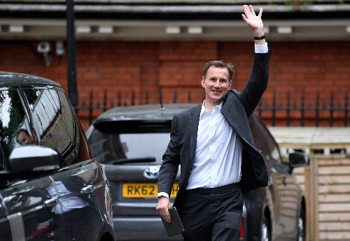 UK's Hunt has costly tax and spending plans - think tank