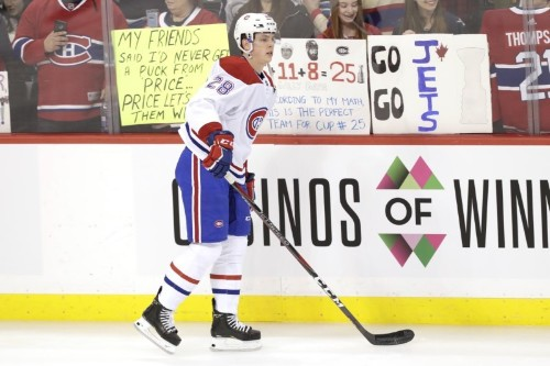 Canadiens re-sign D Reilly to two-year, $3 million deal